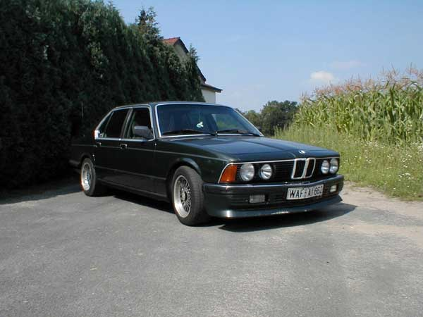 bmw 735i executive e23 alexander juchmann. Black Bedroom Furniture Sets. Home Design Ideas