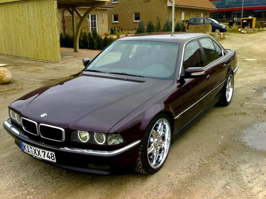 "BMW E38 Club - E38 740IA Individual. ""И пусть весь мир позавидует!"""