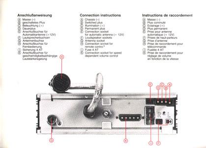 elektrik becker mexico cassette 753. Black Bedroom Furniture Sets. Home Design Ideas